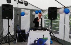 DJ til fødselsdag i Hundested